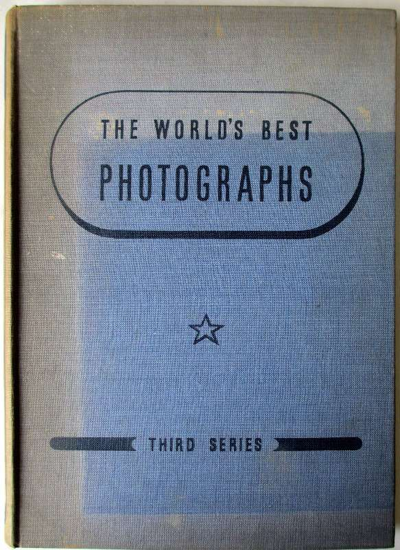 The World's Best Photographs, 3rd Series, Odhams Press, 1947, 1st Edition.