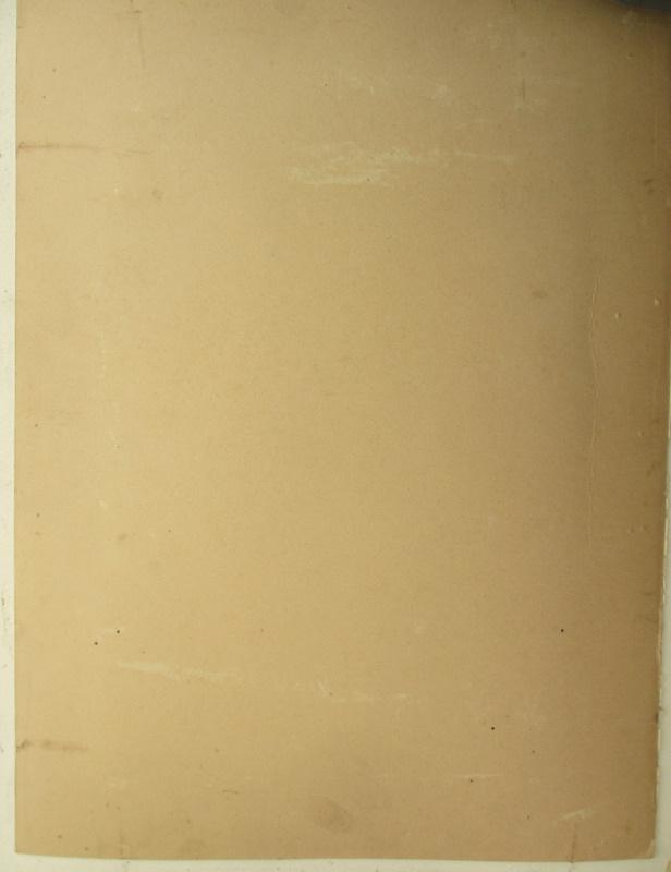 Riverside Farmyard Scene, watercolour, signed Bryant, c1880. Detail. Verso card base.