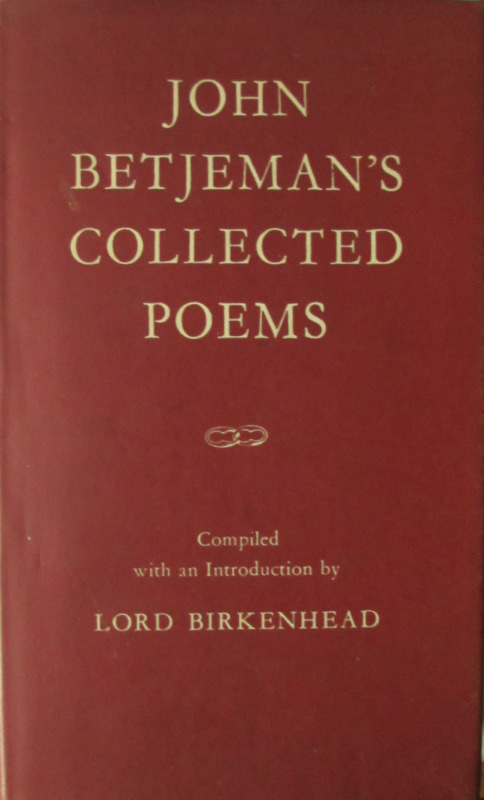 John Betjeman's Collected Poems, 1960