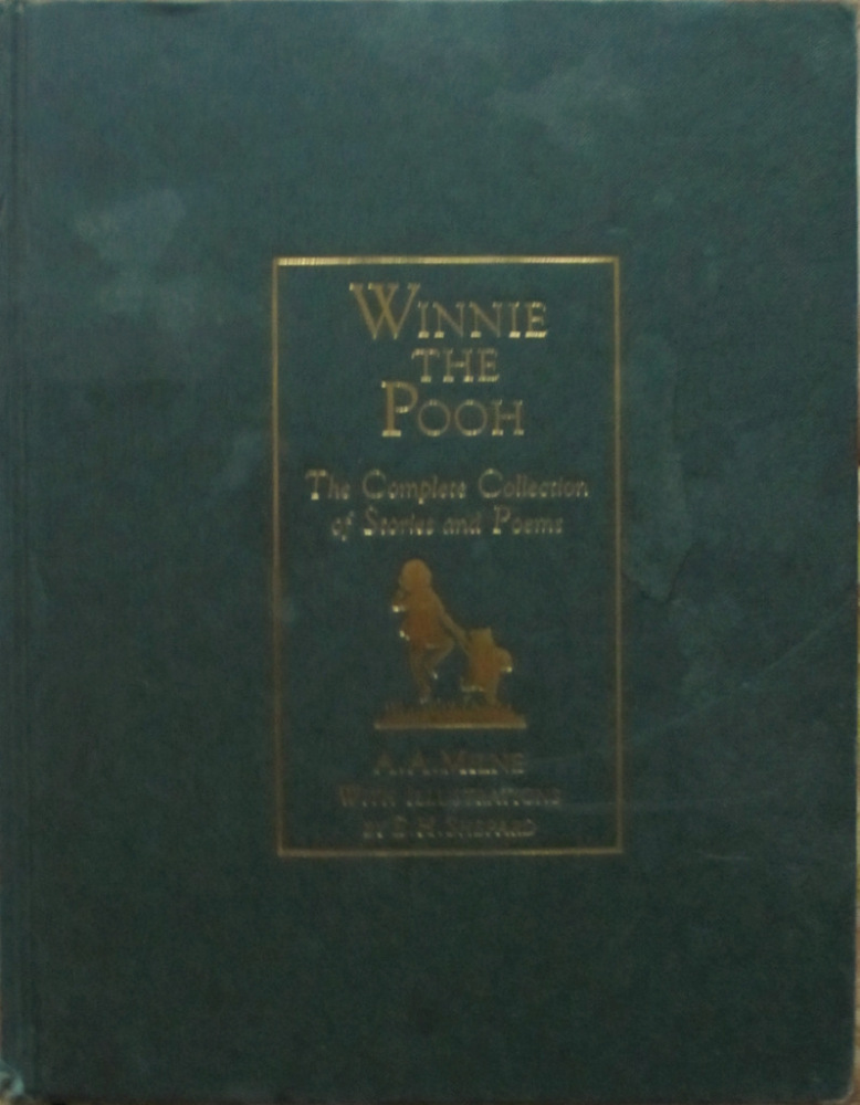 Winnie the Pooh, Complete Collection of Stories & Poems, A.A. Milne, 1994.
