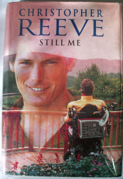 Still Me, Christopher Reeve.  SOLD  26.12.2014.