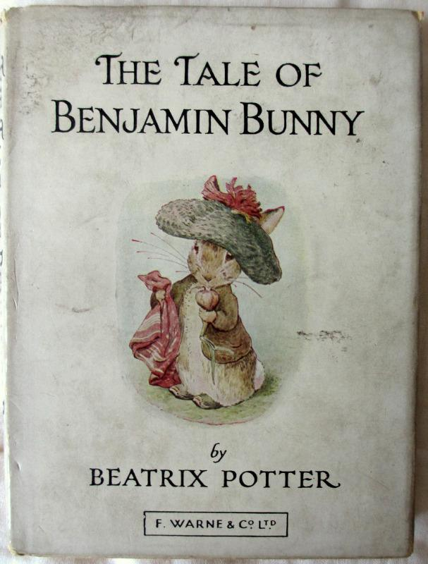 Beatrix Potter 5 volumes.