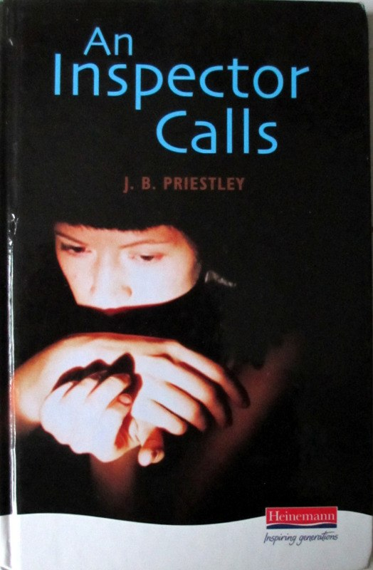 An Inspector Calls by J.B. Priestley, Heinemann Plays Series, 1992.