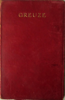 Greuze, Harold Armitage, Bell's Miniature Series of Painters, 1902. 1st Edition.