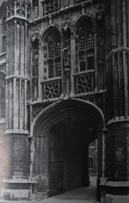 Oxford and Cambridge in Pictures, RG Burnett, Photos EW Tattersall, 1950. Details.