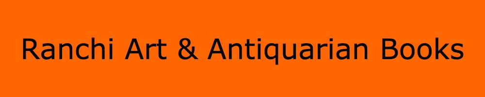 Ranchi Art & Antiquarian Books, site logo.