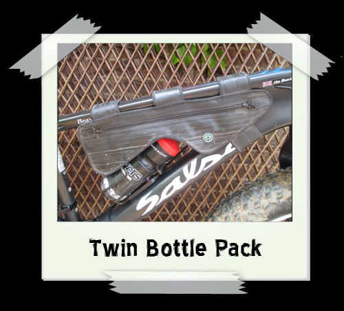 Twin Bottle Frame Pack