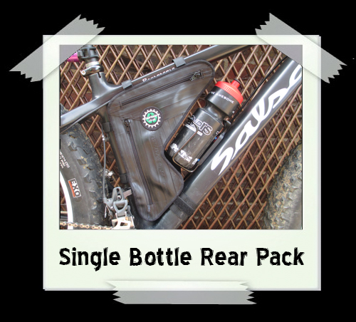 Single Bottle Frame Pack