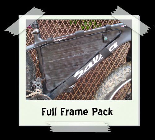 Salsa Beargrease Frame Pack
