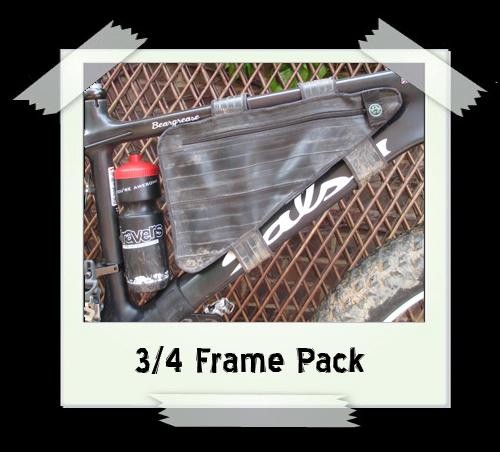 3/4 Frame Pack