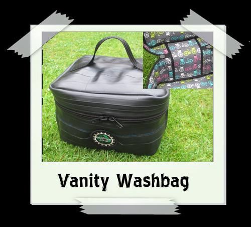 Vanity Wash Bag