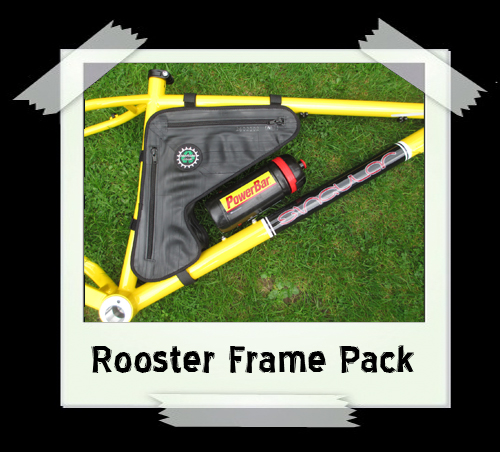 Rooster Single Bottle Frame Pack