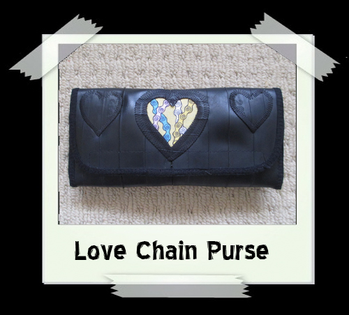 Love Chain Purse