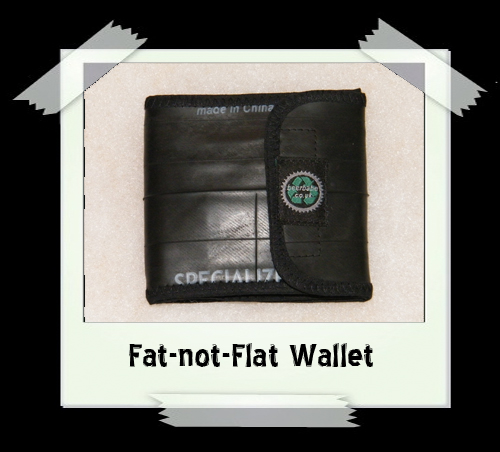 Fat-not-Flat Wallet