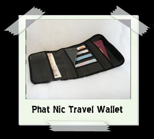 Phat Nic Travel Wallet