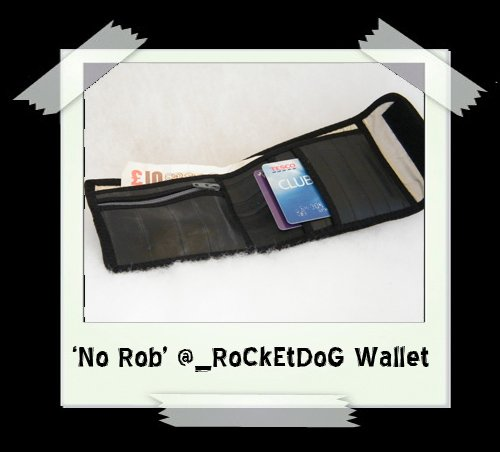 'No Rob' @_rocketdog_ Wallet