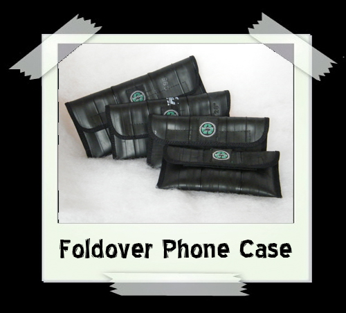 Foldover Phone Case
