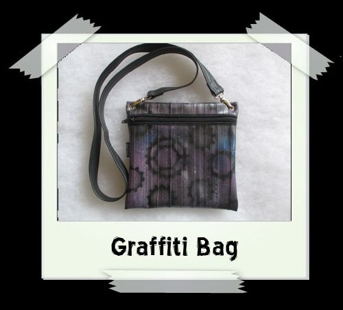 Graffiti Mini Musette