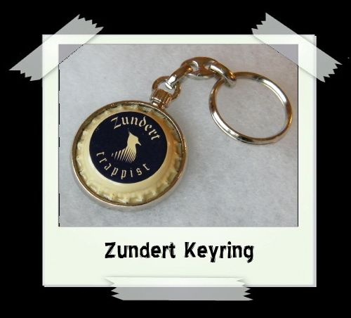 Bottle Cap Key Ring - Zundert