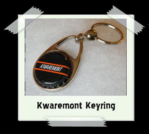 Bottle Cap Key Ring - Kwaremont