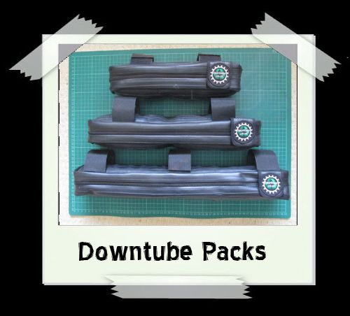Downtube Pack (various sizes)