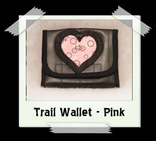 Trail Wallet - Pink