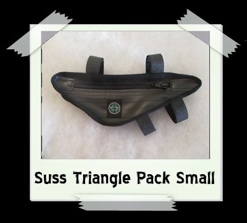 Full Suss Front Triangle Pack - small