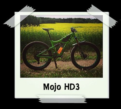 Ibis Mojo HD3 Frame Pack