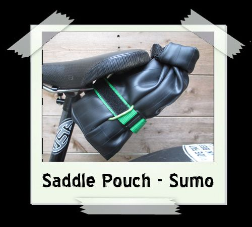 Sumo Saddle Pouch
