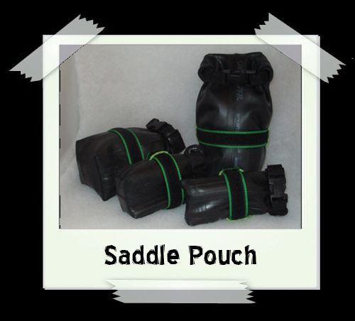 Saddle Pouch from