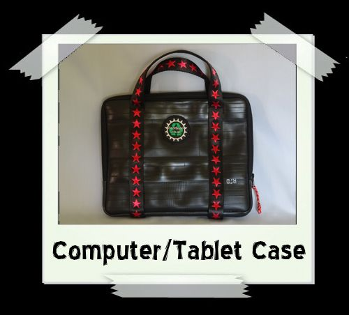 Computer/Tablet Case (with pocket)