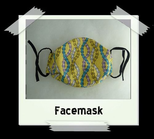 Bike Chain Facemask