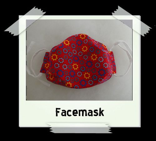 Cogs Facemask