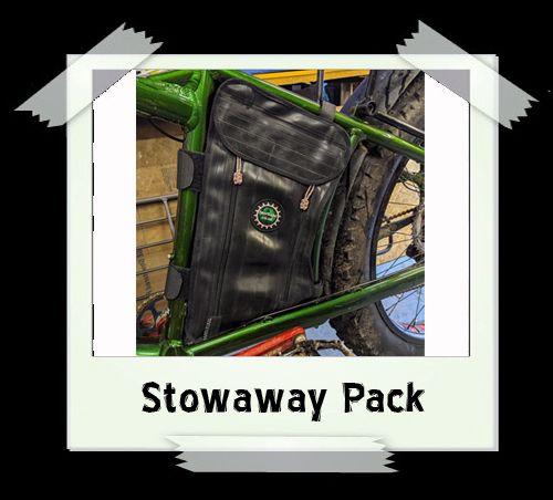 Blackborow Stowaway Pack