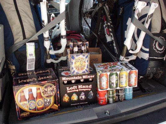 Car Beer