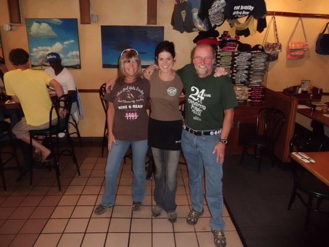 Beerbabe, Beerbiker, Jill Hueckmann