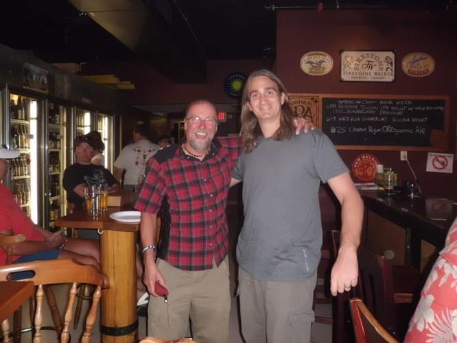 Beerbiker, Justin Schmidt