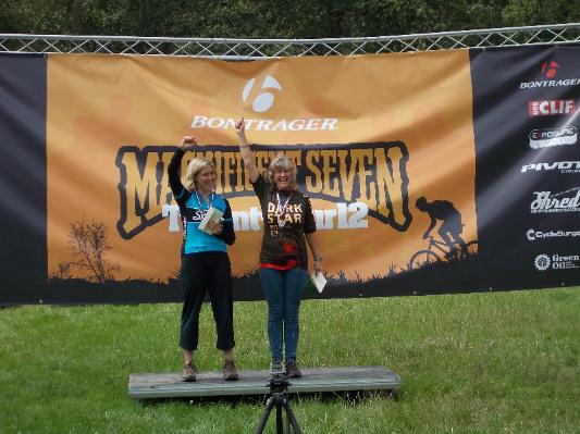 2012 Twentyfour12 Torchbearer podium