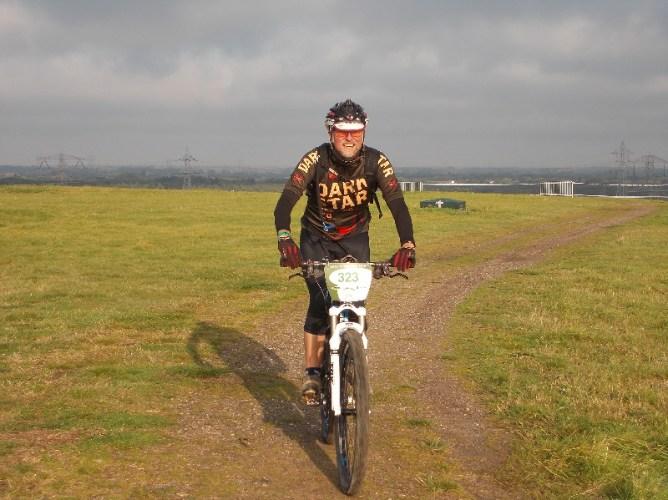 Beerbiker on Gulbergen24 climb