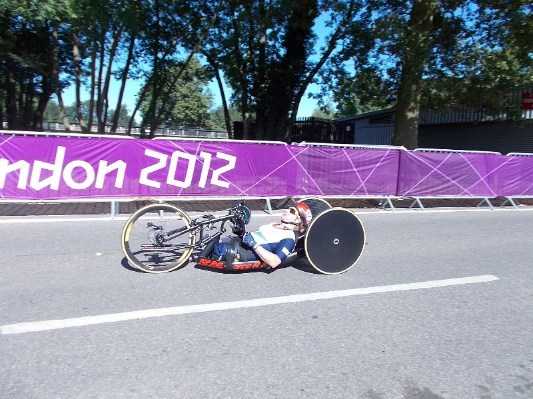 TeamGB Paralympics RR