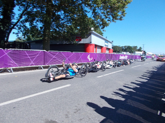 Mens Paralympic RR 2