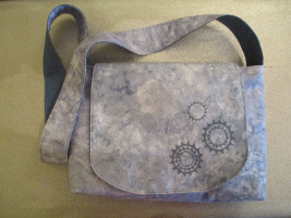 Blue/Grey Gear Bag