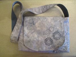 Blue/Grey Gear Bag