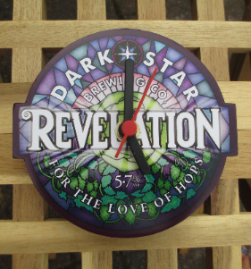 Dark Star Revelation Clock