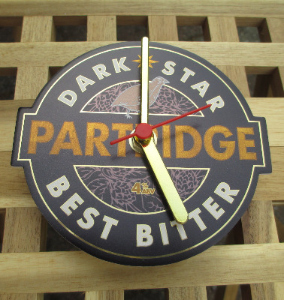 Dark Star Partridge Clock