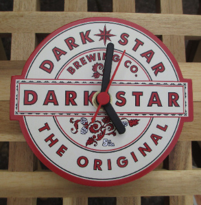 Dark Star Original Clock
