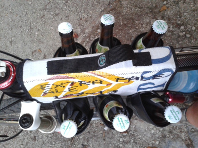 Bike Bottle Carrier - 6 Pack