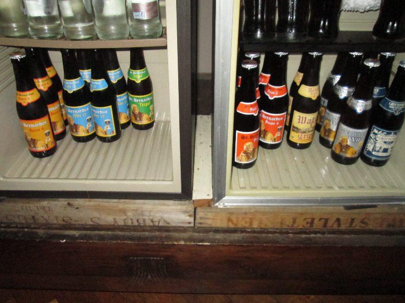 St B Beer Fridge