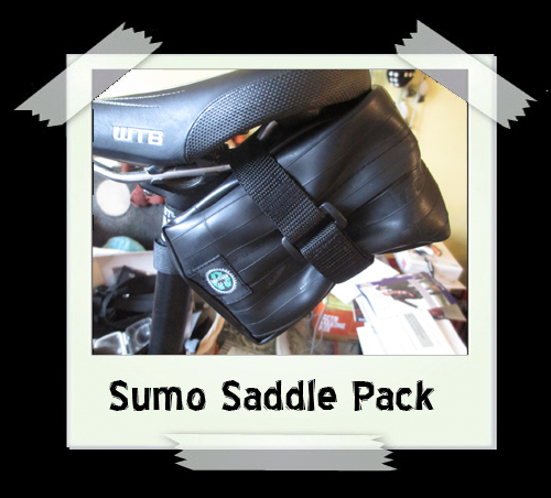 Sumo Saddle Pack