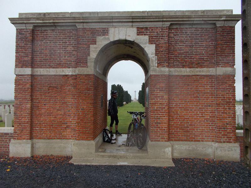 Nine Elms Military Cemetery